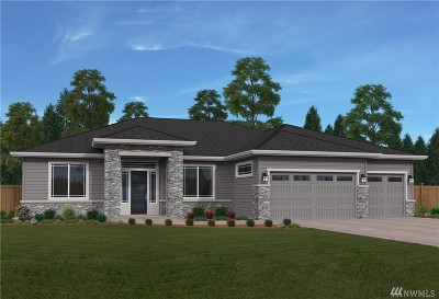 University Place Single Family Home For Sale: 7916 37th St Ct W #Lot 4
