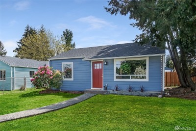 Tacoma Single Family Home For Sale: 4906 N 31st St