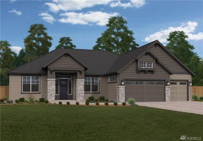 University Place Single Family Home For Sale: 7912 37th St Ct W #Lot 3