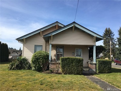 Puyallup WA Single Family Home For Sale: $229,900