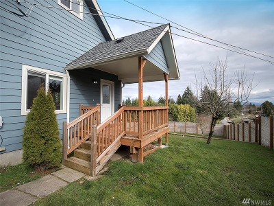 SeaTac Single Family Home For Sale: 2620 S 133rd St