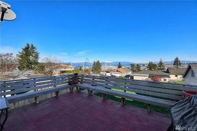 Anacortes Single Family Home For Sale: 816 33rd St