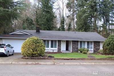 Federal Way Single Family Home For Sale: 31601 42nd Ave SW
