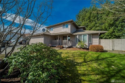 Marysville Single Family Home For Sale: 5023 138th St NE