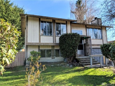 Tacoma Single Family Home For Sale: 3621 N Orchard St