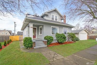 Tacoma Single Family Home For Sale: 1126 N Steele