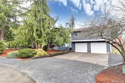 Marysville Single Family Home For Sale: 4911 128th St NE