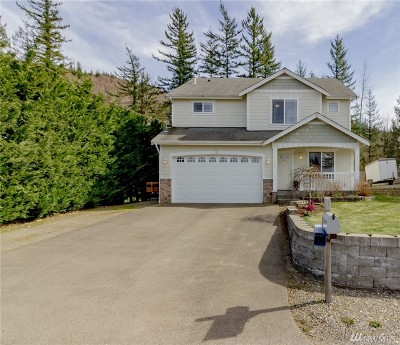 Enumclaw Single Family Home For Sale: 35428 Veazie Cumberland Rd SE