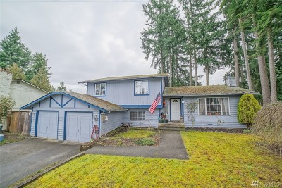 Puyallup Single Family Home For Sale: 2313 Cherokee Blvd