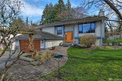 Kirkland Single Family Home For Sale: 12604 87th Place NE