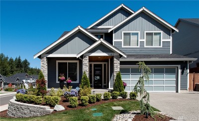 Gig Harbor Single Family Home For Sale: 4439 Brant Ct