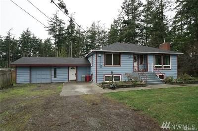 Oak Harbor Single Family Home Sold: 1375 Northview Rd