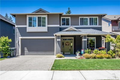 Gig Harbor Single Family Home Contingent: 10508 Sentinel Dr