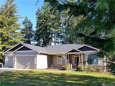 Bonney Lake Single Family Home For Sale: 9503 214th St E