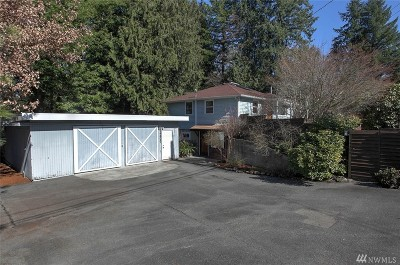 Kent Single Family Home For Sale: 14400 SE 208th
