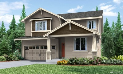 Bonney Lake Single Family Home For Sale: 13232 178th Ave E #167