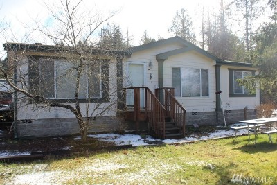Mason County Mobile Home Pending: 20 NE Roessel Rd #40
