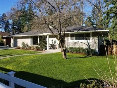 Everett Single Family Home Contingent: 8822 Monte Cristo Dr