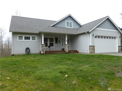 Eatonville Single Family Home For Sale: 35415 113th Ave E