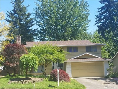 Bothell Single Family Home For Sale: 17701 Brook Blvd