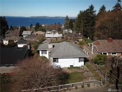 Seattle Single Family Home For Sale: 5524 SW Hanford St