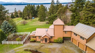 Freeland Single Family Home Sold: 4908 Smugglers Cove Rd