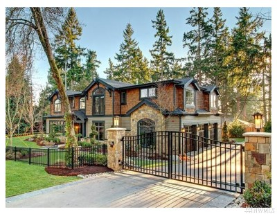 Woodinville Single Family Home For Sale: 15600 NE 167th Place