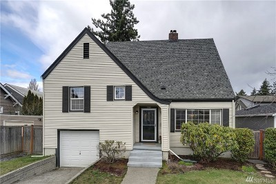 Tacoma Single Family Home For Sale: 4409 N 35th St