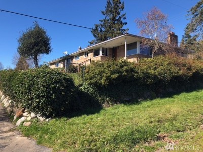 Seattle Single Family Home For Sale: 7853 S 128th St