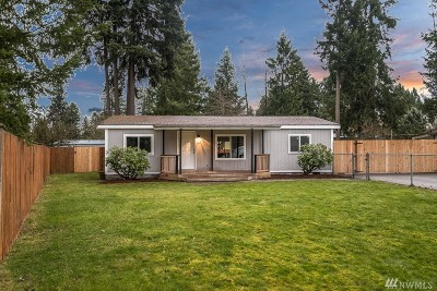 Puyallup Single Family Home For Sale: 19011 81st Ave E