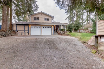 Renton Single Family Home For Sale: 4902 2nd St
