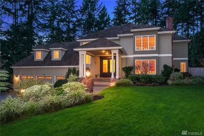 Redmond Single Family Home For Sale: 16454 NE 135th St