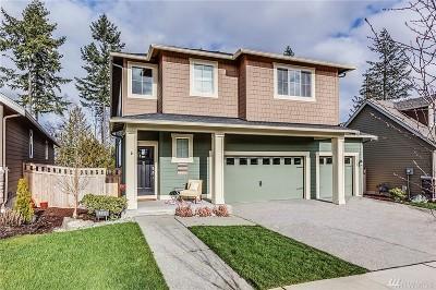 Bonney Lake Single Family Home Contingent: 13809 185th Ave E