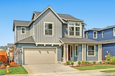 Gig Harbor Single Family Home For Sale: 3863 Moonlight Ct