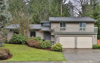Redmond Single Family Home For Sale: 6414 152nd Ave NE