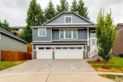 Thurston County Single Family Home For Sale: 1658 Viewpoint Ct SW