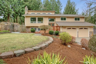 Sammamish Single Family Home For Sale: 3405 221st Ave SE