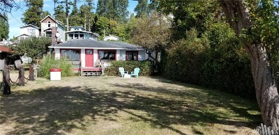Blaine Single Family Home For Sale: 8200 Birch Bay Dr