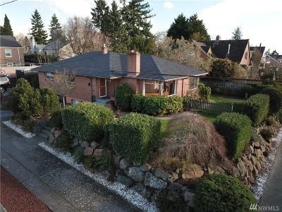 Seattle Single Family Home For Sale: 5515 SW Dakota St