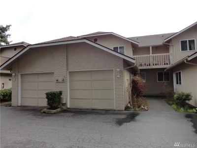 Edmonds Condo/Townhouse For Sale: 7730 196th St SW #4