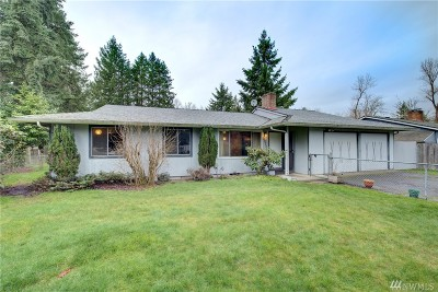 Kent Single Family Home For Sale: 29225 157th Ave SE