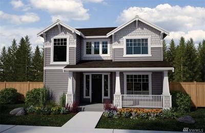 Bonney Lake Single Family Home For Sale: 13130 182nd (Lot 76) Ave E
