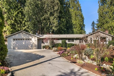 Issaquah Single Family Home For Sale: 900 SW Cedarglade Dr