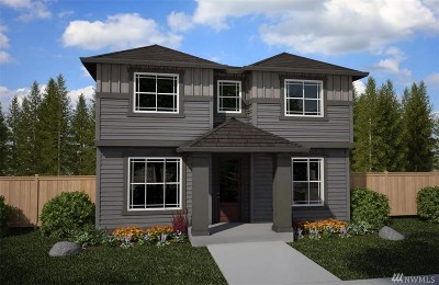 Bonney Lake Single Family Home For Sale: 13134 182nd (Lot 77) Ave E