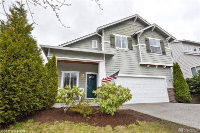 Marysville Single Family Home For Sale: 8505 79th Ave NE