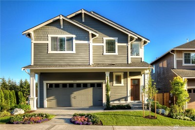 Gig Harbor Single Family Home For Sale: 4968 Admiral St #113