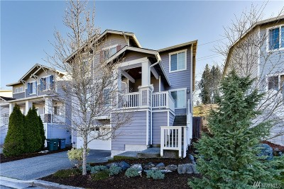 Bothell Condo/Townhouse For Sale: 20308 124th Ave NE #71