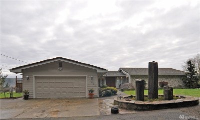 Puyallup Single Family Home For Sale: 14609 138th Ave E