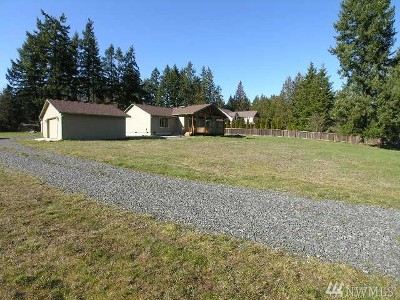 Graham Single Family Home For Sale: 22820 149th Ave E