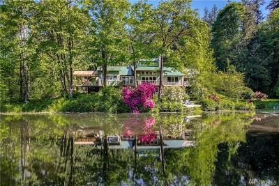 Redmond Single Family Home For Sale: 21020 NE Union Hill Rd